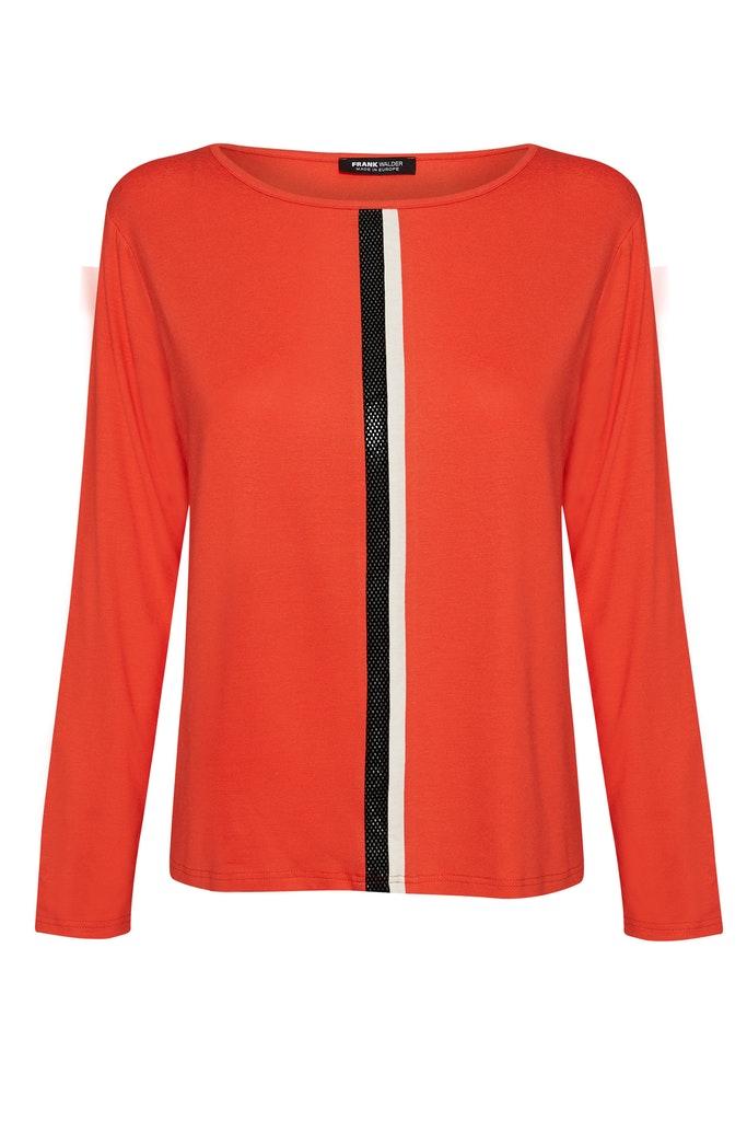 Frank Walder Shirt minimalistisch