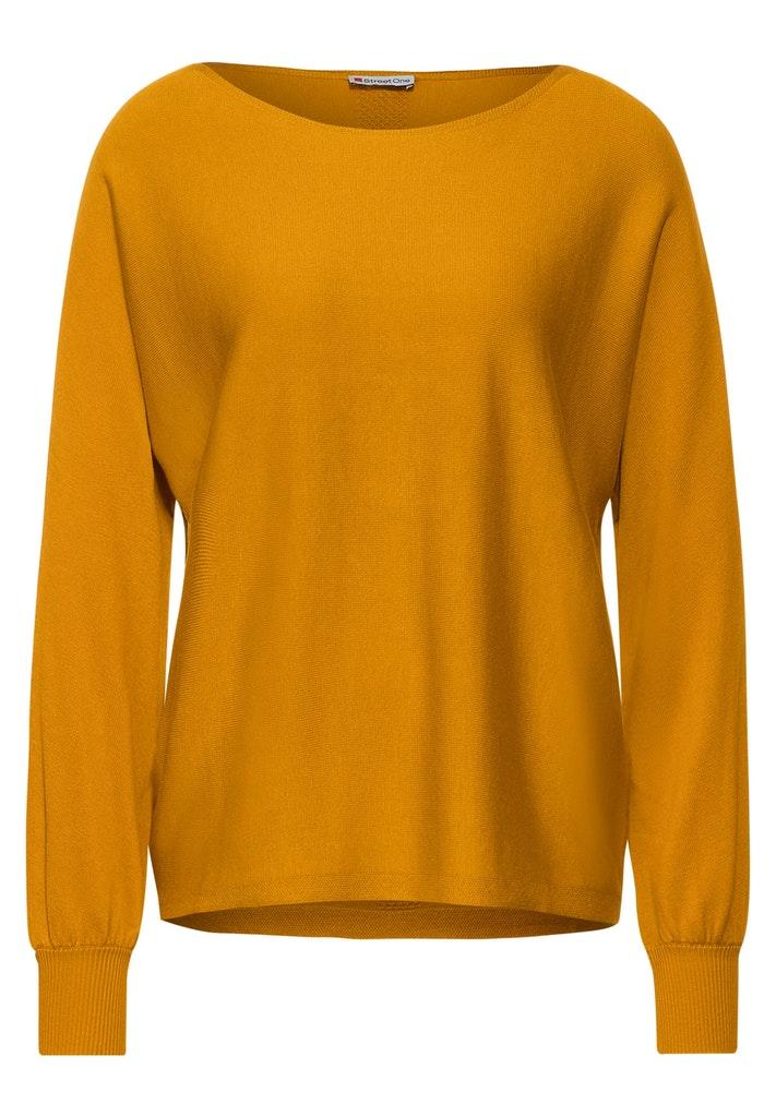 Street One Pullover mit Dolmanärmel